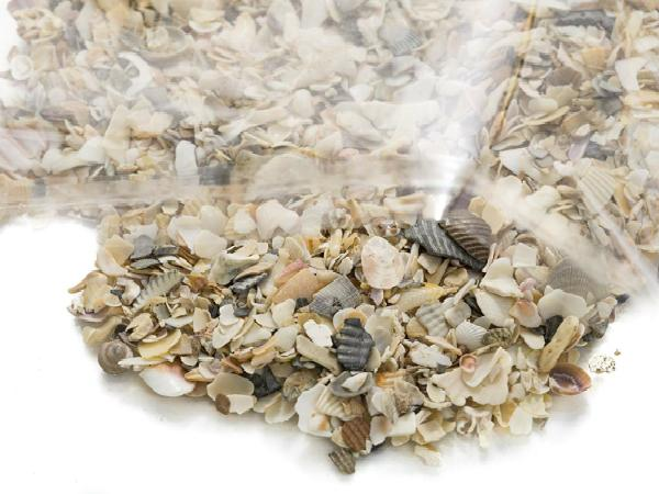 bulk crushed oyster shell